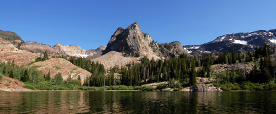 Lake Blanch & Sundial Peak, Salt Lake City