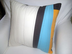 modern pillow cover