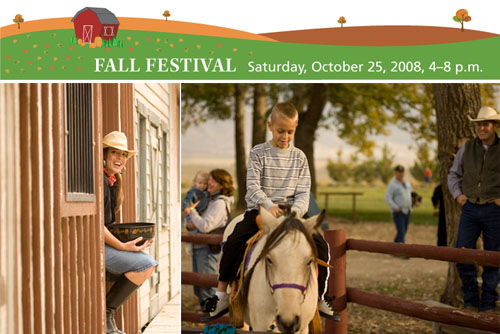 Fall Festival on the Farm