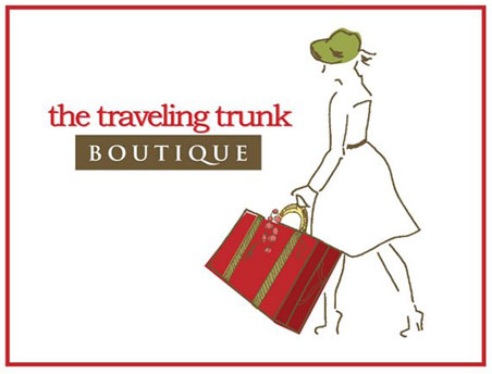 Dedicated: Traveling Trunk Boutique