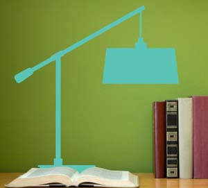 lamp-decal