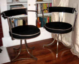 black-chairs