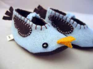 bird-slippers